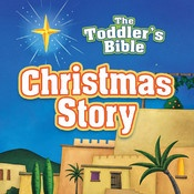 The Toddler's Bible - Christmas Story App by David C Cook