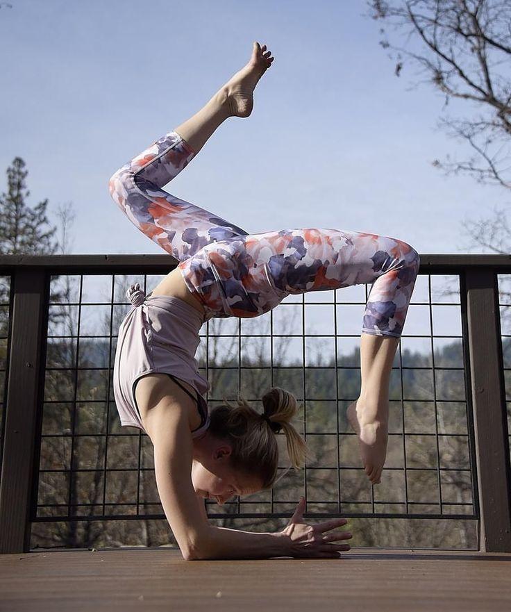 Best 25+ Yoga Challenge Ideas On Pinterest