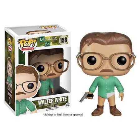 Funko POP! Breaking Bad Walter White.