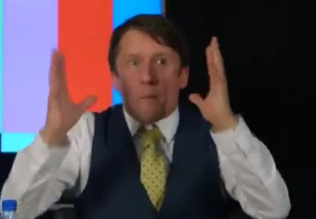 Parody News Reporter Jonathan Pie Perfectly Sums Up Absurdity Of Entire EU Debate -     We're just two days away from the EU referendum on whether the United Kingdom leaves or remains part of the European Union.   Despite months and m...