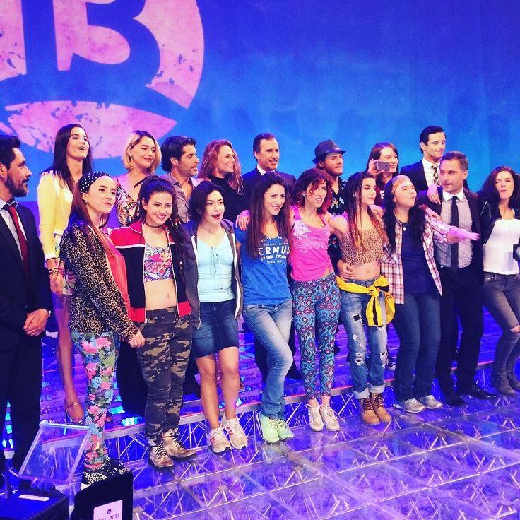 Lanzamiento de #Preciosas en Canal 13
