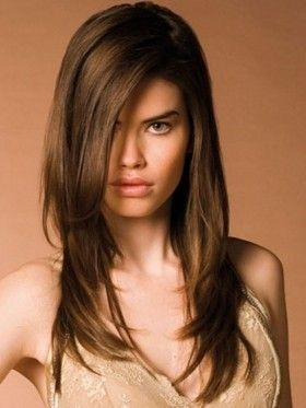 Tagli scalati trendy per capelli lunghi (Foto) | PourFemme