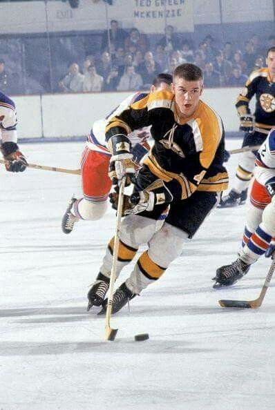 Bobby Orr. My fave growing up