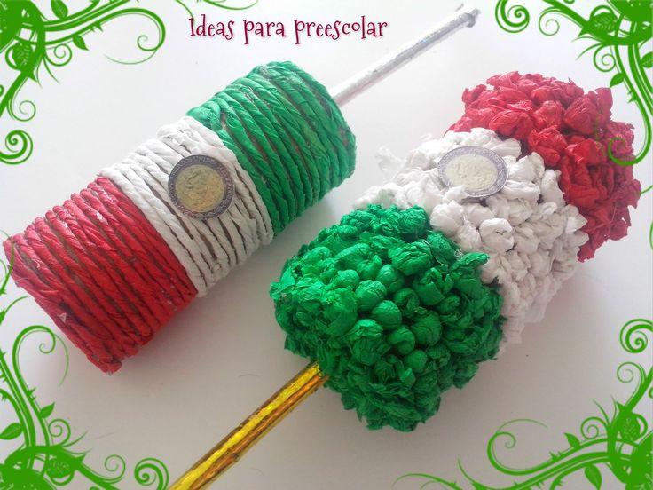 Actividades y Manualidad para trabajar la Independencia de México