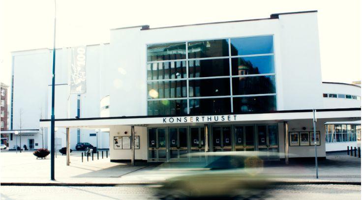 Sven Markelius Helsingborgin konserttitalo