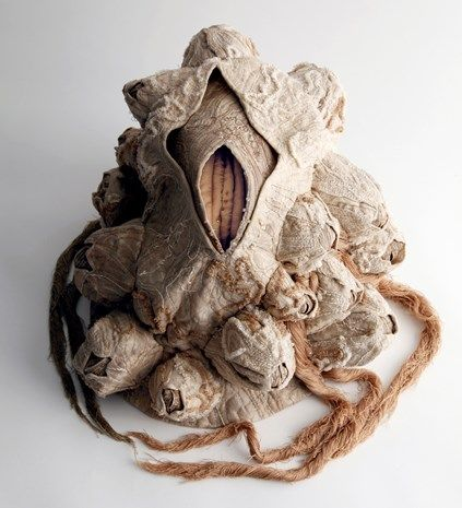 Barnacles, sculpture by Annemieke Mein