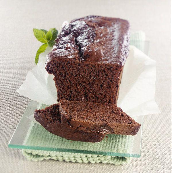 WeightWatchers.fr : recette Weight Watchers - Cake au chocolat noir