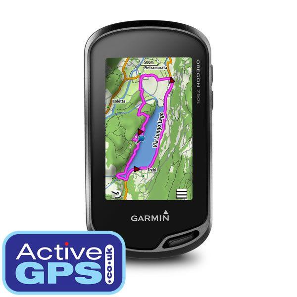 Garmin Oregon T Features A  Inch Sunlight Readable Touchscreen Topoactive Maps Of