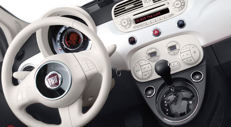 FIAT 500 Convertibles | 2012 FIAT 500c Lounge | FIAT USA ~ My car ....... I love her :)