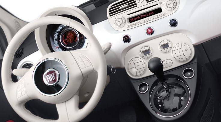 FIAT 500 Convertibles | 2012 FIAT 500c Lounge | FIAT USA