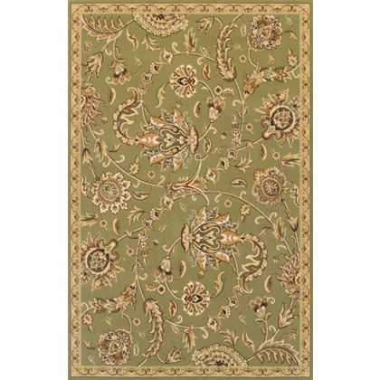 Kyber Arabesque Rug Green - 160 x 230cm