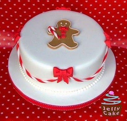 Easy Christmas Cake Decorating IdeasEasy Christmas Cake Decorating Ideas