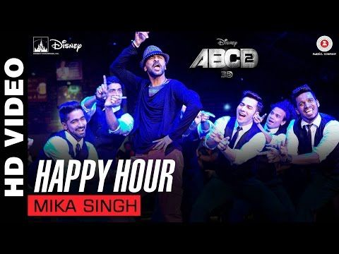 Happy Hour Lyrics - Mika Singh - ABCD 2  Happy Hour Lyrics – ABCD 2 (Hindi) (Mika Singh sings..)  O saara saara din guzaara Intezar mein Aur khushi mili hai meri Mujhe udhaar mein    Lyricsted: http://www.lyricsted.com/happy-hour-lyrics-mika-singh-abcd-2/  #mika singh #happy hour #abcd 2 #varun dhawan