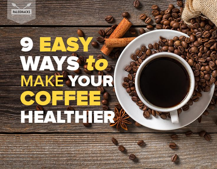If consumed properly, coffee can actually aid in weight loss, so it makes sense to avoid the artificial creations made in stores. Or, if you still really need to get your coffee from a retail store, you can learn just how to make that cup work for you — instead of against you.