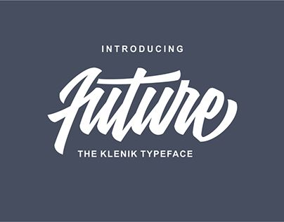 """Check out new work on my @Behance portfolio: """"Future Typeface"""" http://be.net/gallery/48740665/Future-Typeface"""