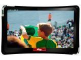 """GPS Automotivo Quadro Rodas Aquarius Tela 5"""" - Touch Screen com TV Digital Alerta de Velocidade"""
