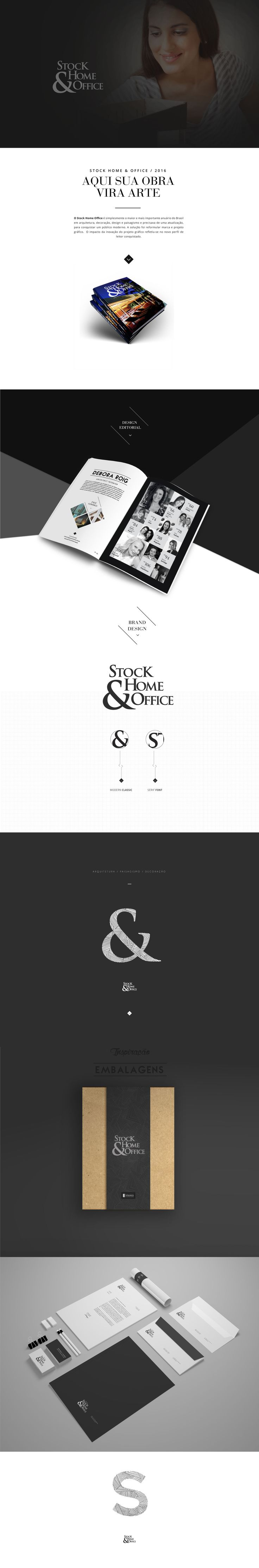 Stock home Office