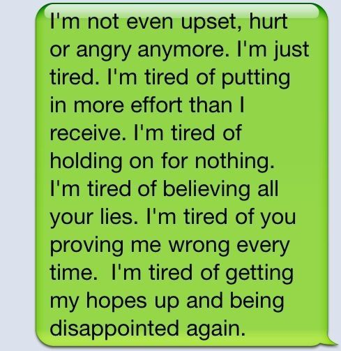 tired, just tired: Thoughts, Relationships Quotes, Im Tired, Life, I'M Tired, I M Tired, Truths, Feelings, True Stories
