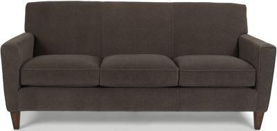 Flexsteel Digby Gray Sofa | Homemakers Furniture