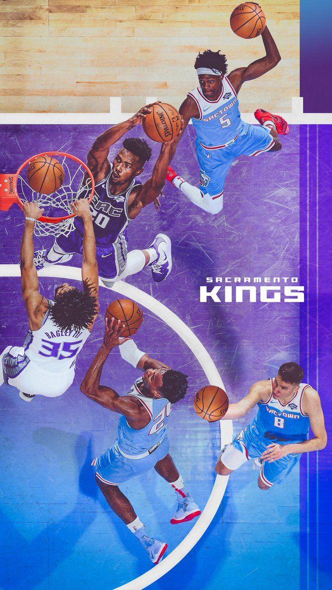 Sacramento Kings On Twitter Wallpaperwednesday In 2020 Sacramento Kings Sacramento Basketball Wallpaper
