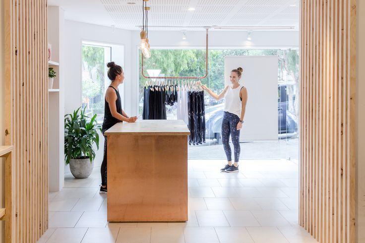 Nimble Activewear founders Katia Santilli & Vera Yan