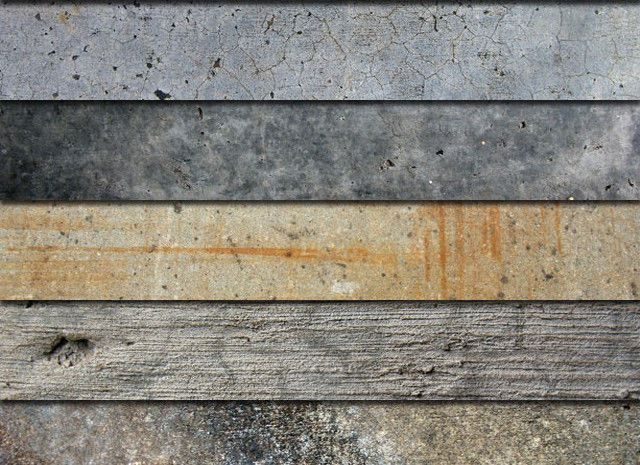 Grunge Concrete Textures- excellent variety on this page for other textures too