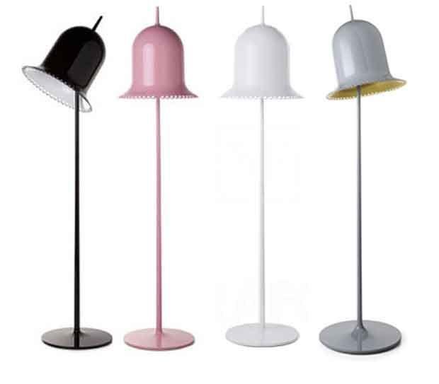 17 best images about lucretia lighting floor lamps on for Moooi paper floor lamp replica
