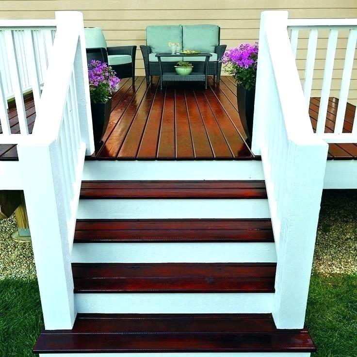 Porch Paint Best Deck Stain Colors