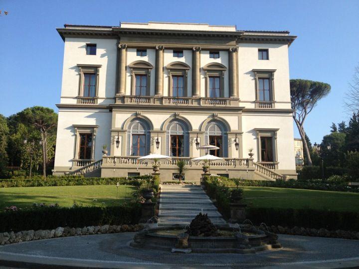 Grand Hotel Villa Cora Florence in Firenze, Toscana
