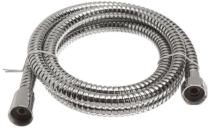 Moen A726 69-Inch Metal Shower Hose Universal For Hand Held Showerheads