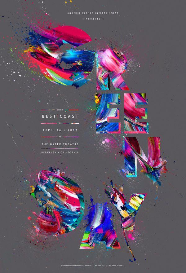 Creative Gig Poster Designs
