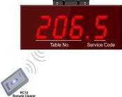 Sistem wireless de comanda conceput special pentru restaurante, cafenele, baruri.