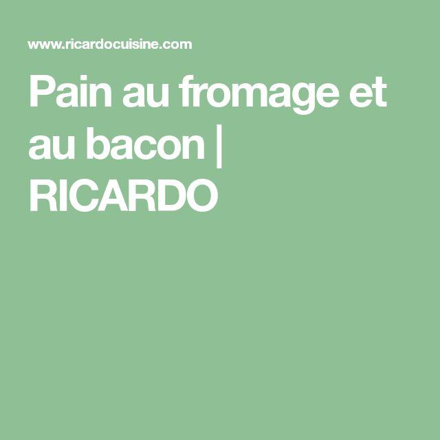 Pain au fromage et au bacon | RICARDO