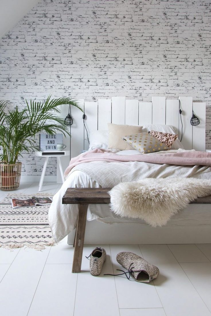 319 best Chambre // Bedroom images on Pinterest | Bedroom, Bedrooms ...