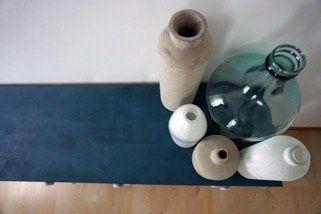 Blog over gebruik van de kleur blauw in je woonkamer. Inspiratie.