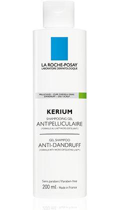 Todo sobre Kerium Caspa Grasa, un producto en el campo de Kerium por La Roche-Posay recomendado para Caspa. Consejo experto gratuito