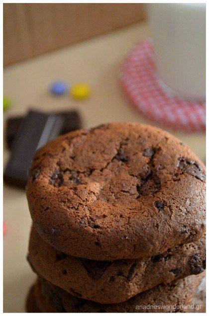 Soft Chocolate cookies!!