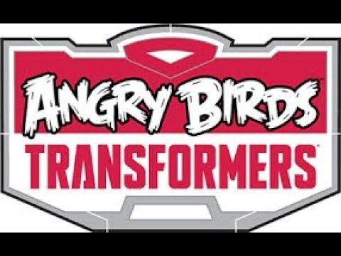 Angry Birds Transformers - The Garage Tv - YouTube
