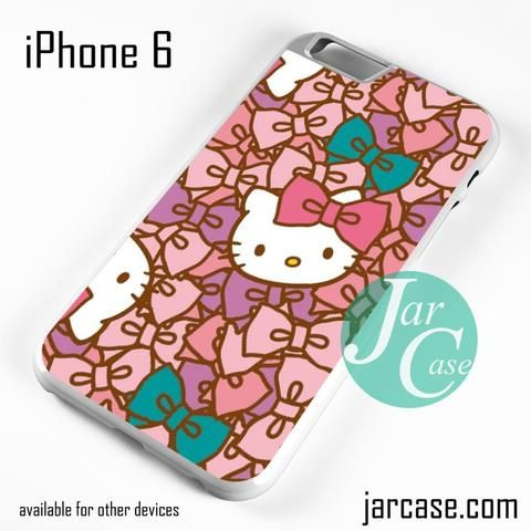 Cute Hello Kitty Phone case for iPhone 6 and other iPhone devices