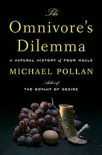 The Omnivore's Dilemma by Michael Pollan.  This book will change the way you look at food! #whole food #slow food movement