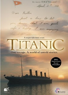 BBC's New Titanic Mini Series by Julian Fellows ~ I'd like to see this.