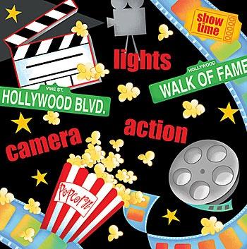 Movie Theme Birthday Party