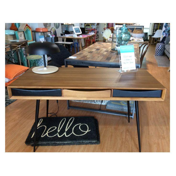 Vavoom Emporium -  Mols Designer Desk, $1,210.00 (http://www.vavoom.com.au/mols-designer-desk/)