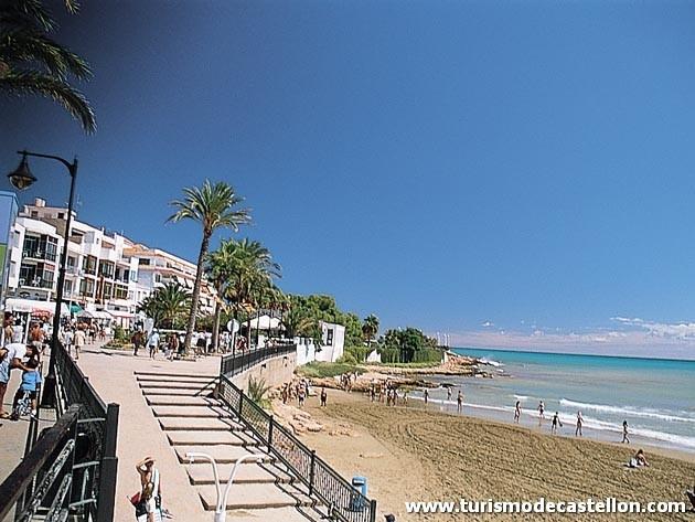 Playa de Alcossebre, Alcala de Xivert