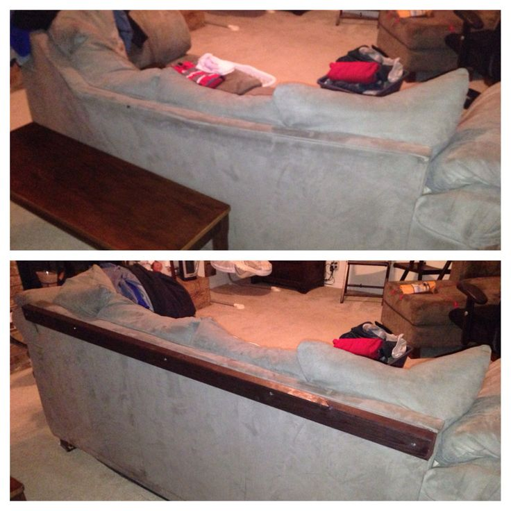 how to fix a broken couch bottom