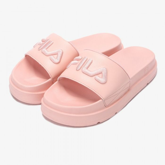 FILA's Millennial Pink Drifter Slide #women #shoes #footwear ...