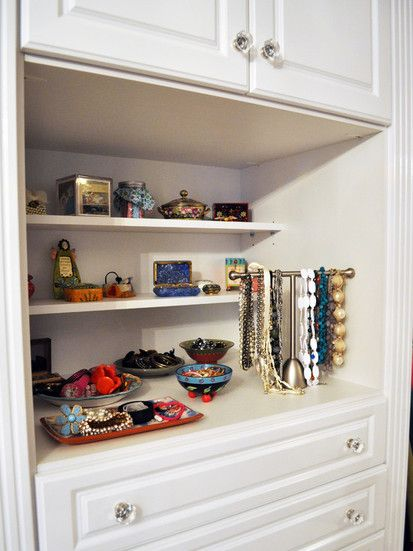 Want spot like this in my Master Closet