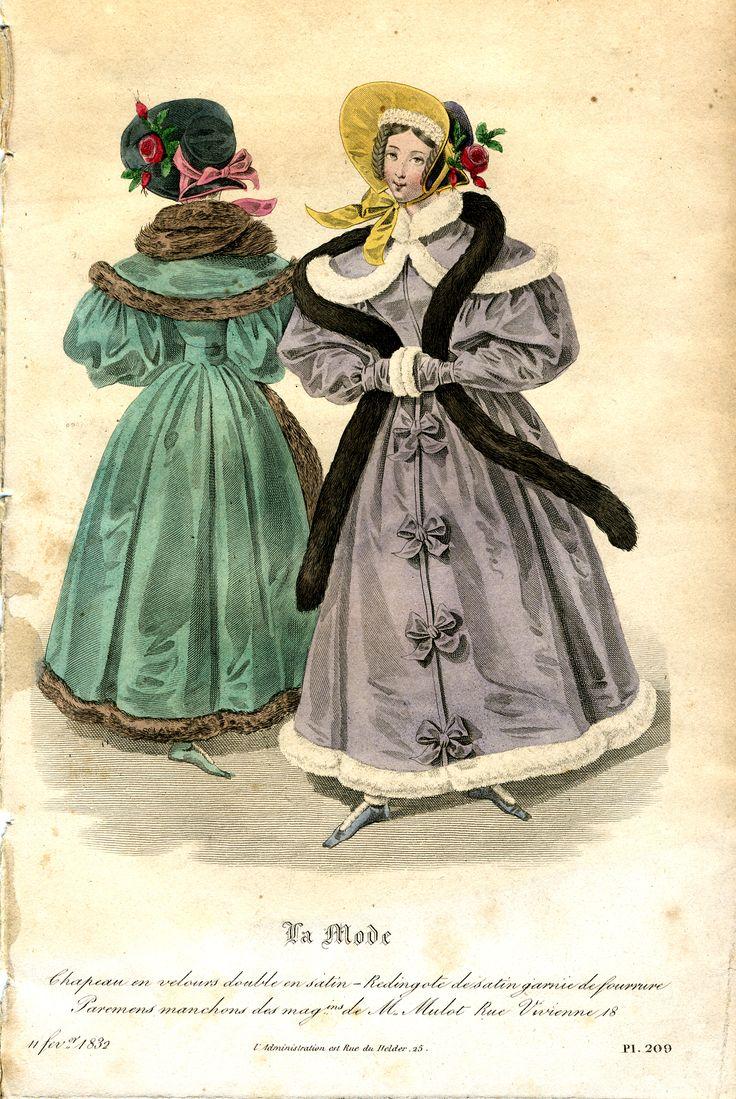 1832 Fashion Plate