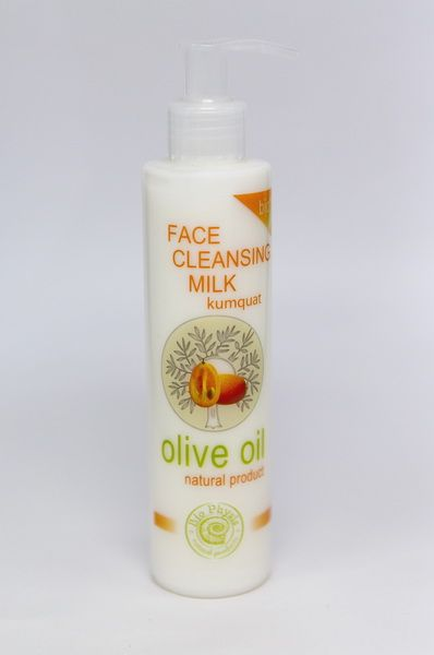 FACE CLEANSING MILK kumquat