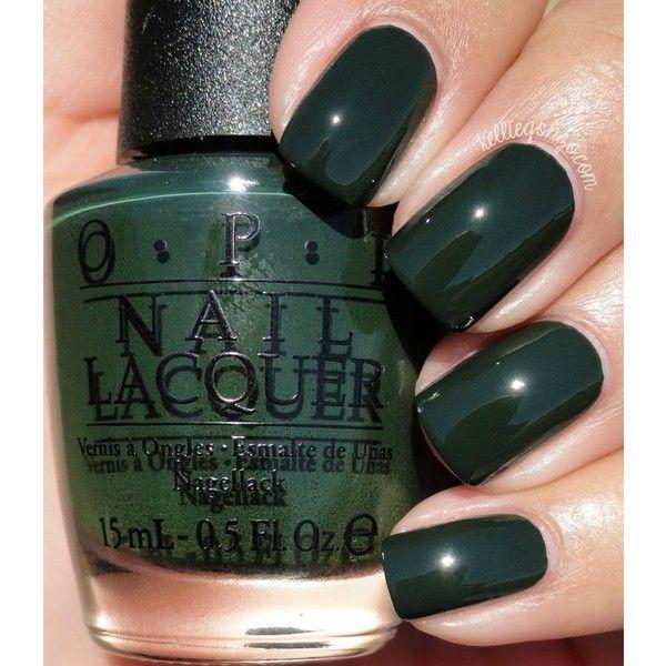 Best Black Nail Polish Reddit: Best 25+ Dark Green Nails Ideas On Pinterest